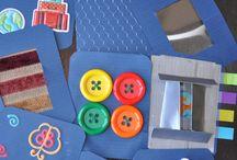 sensor toy's for school ideas