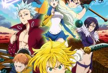 Seven Deadly Sins / I SWEAR TO GOD MELIODAS, ONE MORE PERVERTED MOMENT AND I'M OUT!