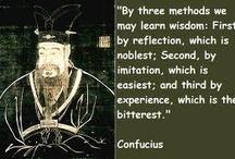 confucius ~ taoism ~ buddhism ~ zen
