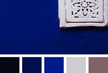 KLEUR / paint Colours combination walls
