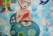 Ilustraciones / by Olga Dominguez Garcia