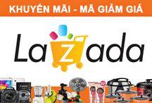 Mã giảm giá Lazada, Voucher, Đăng ký khuyến mãi Lazada