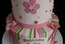 Baby shower cakes ideas for girls / collection picture of Baby shower cakes ideas for girls