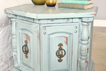 Chalk Paint Transformations / by Shelley Beauchamp