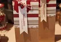 sachets krafts, emballage cadeaux