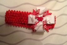 Headbands  / Price ranges from 5 to 8 dollars. Call 285-9498 if interested, thanks