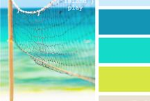 colors moodboard