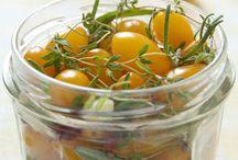 Заготовки на зиму / Овощи-фрукты