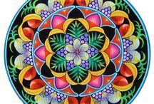 Mandala / art painting