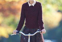 school girl style