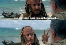 Pirates of the Caribbean / by Leslie Cargile