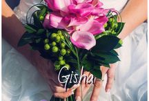 Bodas RAMOS / Gisha decoraciones te ofrece el mejor ramo de novia que se ajuste a tu presupuesto y lo mejor que sea tu propio estilo Llámanos y pide tu presupuesto  Totalmente GRATIS  680133097-654221375