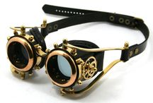 Steampunk items