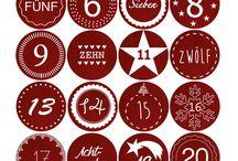 advent + Weihnachten