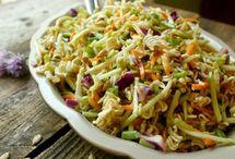 salade pate