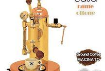 Macchine da caffe a leva
