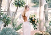 Styled Shoot: Modern Greenhouse Vibes