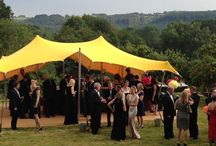 Freestretch Stretch Tents and Lighting / Some of our photos from previous clients events