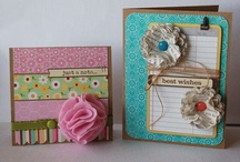 Crop & Create Sneak Peeks / by Scrapbook & Cards Today