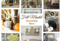 Fall deco crafts