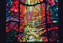 Tom Denny stained glass