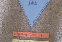School- Main Idea / by Erica Gates-Smith