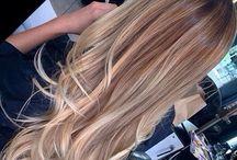 H A I R / Hair styles