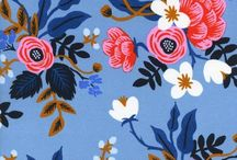 Cotton Inspiration / Amazing cottons in all styles, prints and colors. These great fabrics can be shopped on our website.