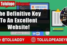 Definitive Key to an Excellent #Website by @Toluaddy RT...