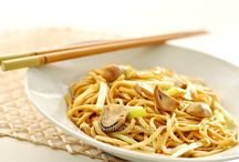 Chinese dishes / E-Fu Noodles