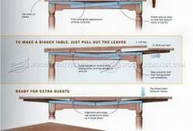Woodworking plans and builds