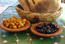 Morocan Food / Traditional food from Morocco