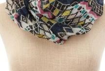 scarves! / by Cait Dolata
