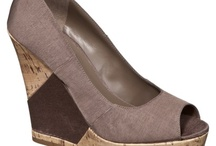 OBSESSED with wedges!!  / by C D