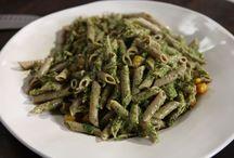 Recipes: Pasta Dishes