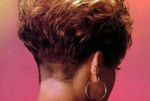 Fine hairstyles