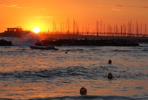 CATTOLICA / Sfumature e colori di Cattolica..dall'alba al tramonto! -  Cattolica shades and colours..from sunrise to sunset!