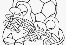 football dibujos