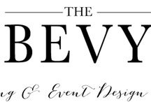 The Bevy Dallas / The Bevy is a wedding and event design studio made up of six talented wedding and event professionals, all housed in one office. It's the perfect place to start designing your dream wedding or event. The Bevy brings a boutique feel to your planning experience with the help of our fabulous vendors with common styles, fresh and new ideas, and one-on-one experience. http://www.thebevydallas.com/