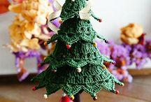 かぎ針 クリスマスツリー / クリスマス