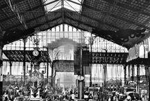 Els mercats abans / Fotos antigues dels Mercats de Barcelona