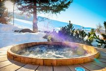 Firefly's best for... Luxury Chalets with Hot Tubs