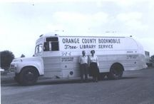 Bookmobiles Across the Country / by Lincoln County Public Libraries