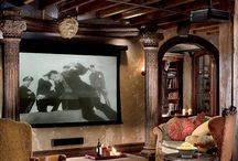 Media Rooms / by Jane Dough