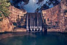 Greek Waterfalls