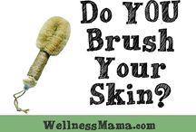 Skin care babe