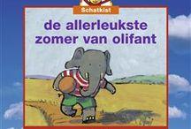 Schatkist: de allerleukste zomer van olifant