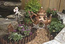 My happy garden