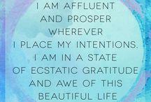 Mindset and Affirmations