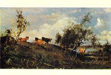 HJALMAR MUNSTERHJELM / Suomalainen Taidemaalari 1840-1905.